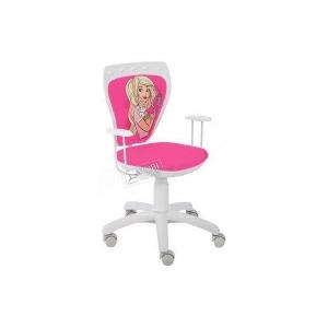 Scaun birou copil Ministyle barbie roz