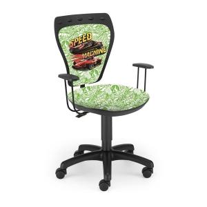 Scaun birou copil Ministyle verde