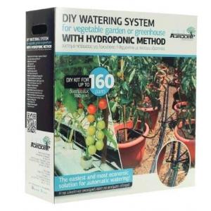 Kit de irigatii pentru gradina de legume (pana la 160 de plante)