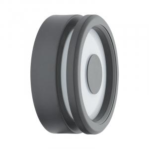 Plafoniera exterior EGLO BIOSGA 97148, LED 11W 950lm 3000k, Otel zincat/Antracit, 180mm