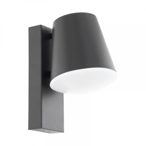 Aplica exterior EGLO CALDIERO-C 97482, E27-LED 1x9W 806lm, Otel zincat/Antracit