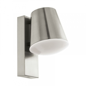 Aplica exterior EGLO CALDIERO-C 97484, E27-LED 1x9W 806lm, Inox
