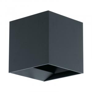 Aplica exterior EGLO CALPINO 97242, LED 2x3,3W 680lm 3000k, Aluminiu turnat/Antracit