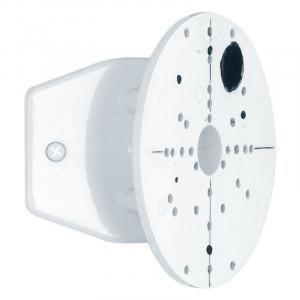 Suport de colt pentru aplica EGLO 88152, h50mm 112mm, otel alb