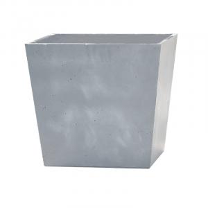 Ghiveci Beton Conic square, Keter, 48 cm
