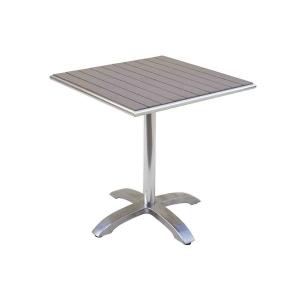 Masa de lemn Avana Argintiu/Bej