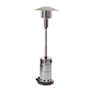 Incalzitor pentru terasa tip ciuperca Sirius 9.9 KW Argintiu