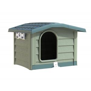 Cusca Maxi verde pentru caini