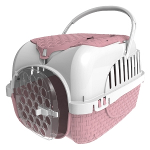 Cusca roz transport Kennel