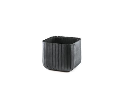 Ghiveci Cube Planter M Antracit