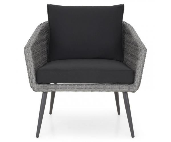 LAGOON Set mobilier gradina/terasa, 2 fotolii, canapea si 2 masute