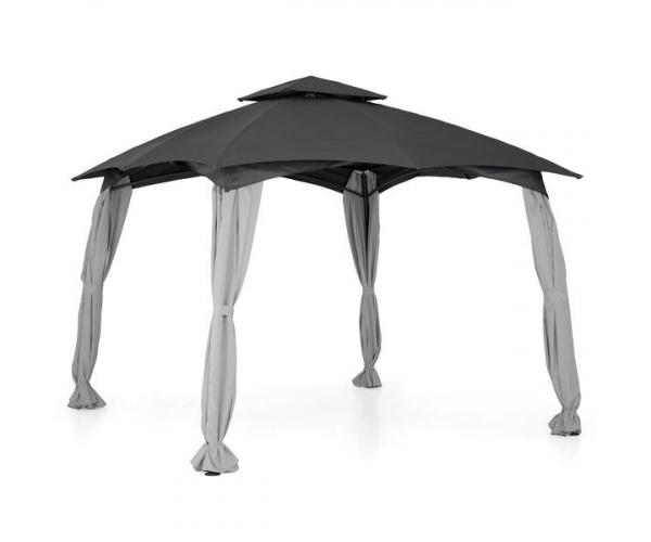 Pavilion, BELCOURT, L.300 l.300 H.265/200 gri