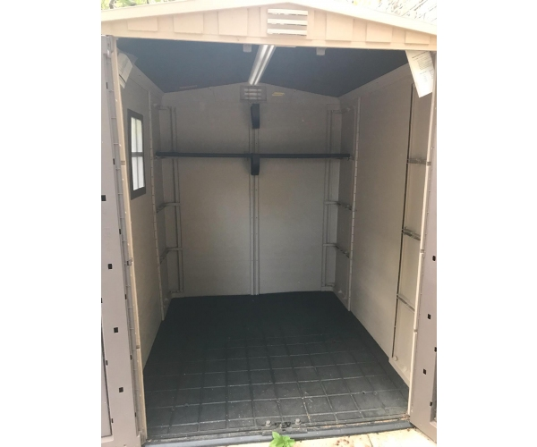 Casuta de gradina Factor 6x6 Indoor STD- Bej- taupe