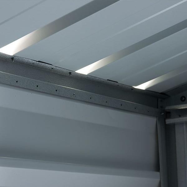 Casuta de gradina metalica YardMaster 1013 AEYZ 3x4 Antracit