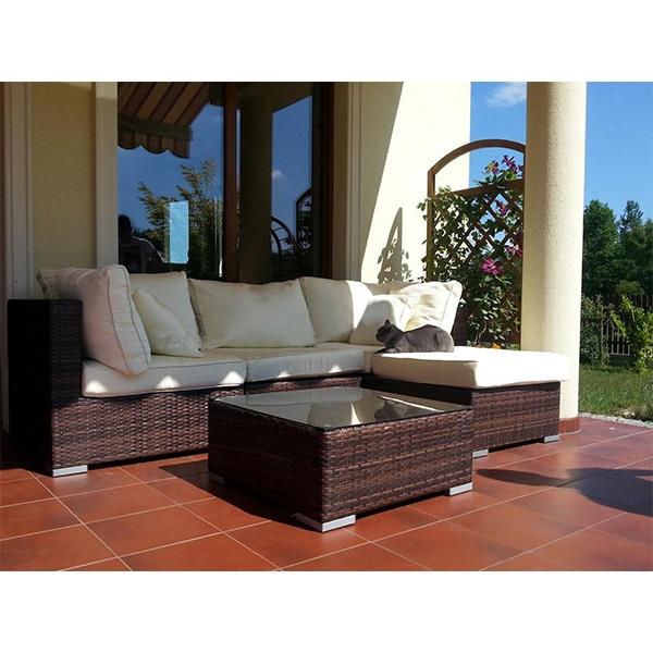 set mobilier nilamito v maro ocru mobigarden. Black Bedroom Furniture Sets. Home Design Ideas
