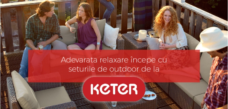 Mobilier Keter